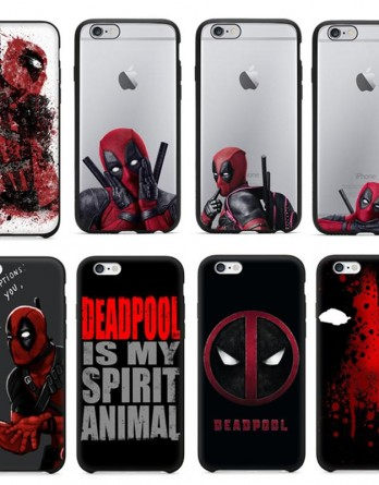 iPhone 5/5s 3D Marvel Silicone Case / Gel Cover for Apple iPhone