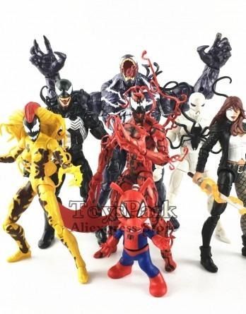 STATUE 1//10 Scale Pre-Painted Figure Collec MARVEL Venom in Movie Batman ARTFX